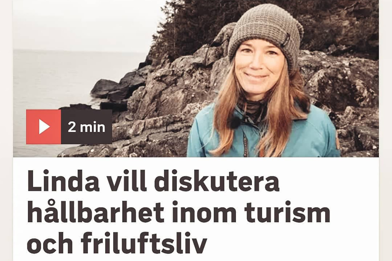 Reportage i SVT Öst