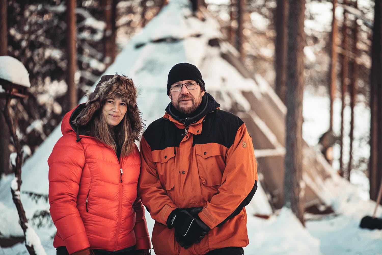 Om vårt besök på Aurora Safari Camp & The Outpost