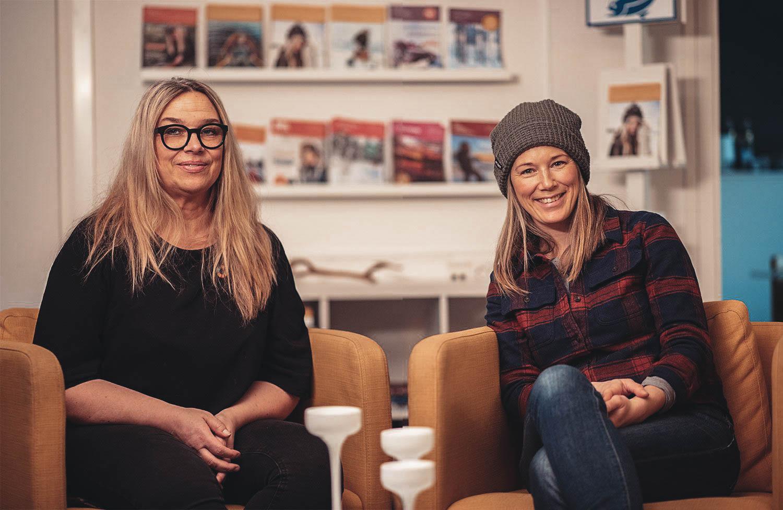Om vårt möte med Swedish Lapland Visitors Board